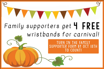 Do you want 4 FREE Carnival Wristbands?