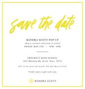 Tex-Anns Kendra Scott Fundraiser