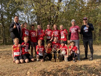 Boys and Girls Regional Cross Country Champs