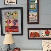 Classroom libraries in Reggio-inspired schools