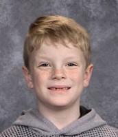 Keaton Wilkins, 4th Grade