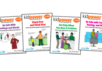 Kidpower Bullying Solutions Page