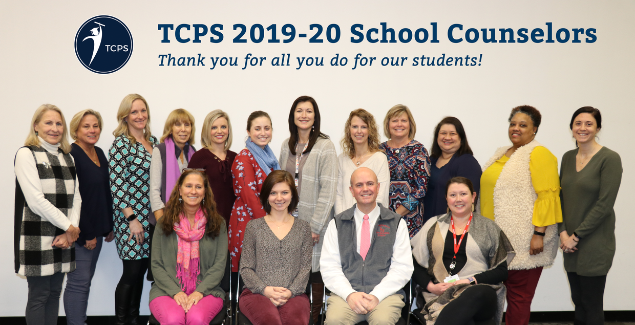 TCPS School Counselors