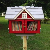Little Free Library Book Drive