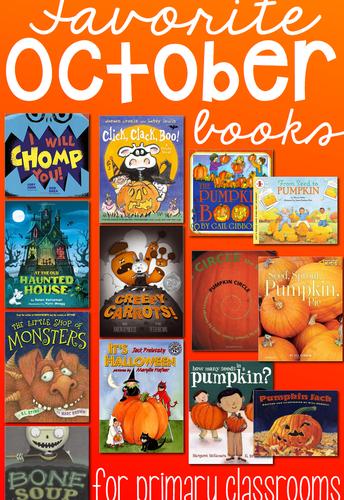 Fun Fall Books!