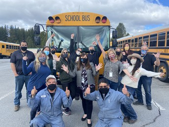 Celebrating School Bus Drivers Day