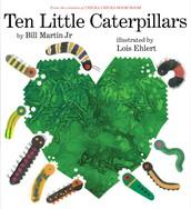 Ten Little Cater- pillars