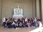 CRHS Seniors visit Washington, DC