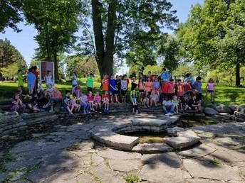 3rd Grade Waukesha Field Trip
