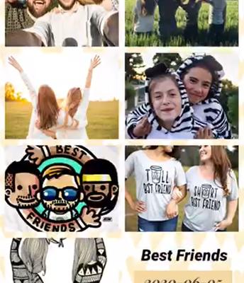 Celebrate National Best Friends Day!