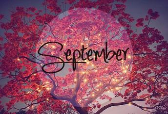 September is here!