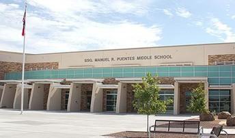 SSG Manuel R. Puentes Middle School