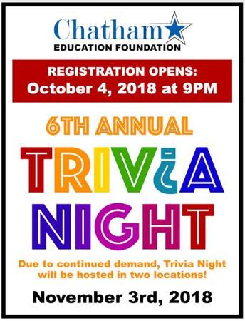 CEF Trivia Night