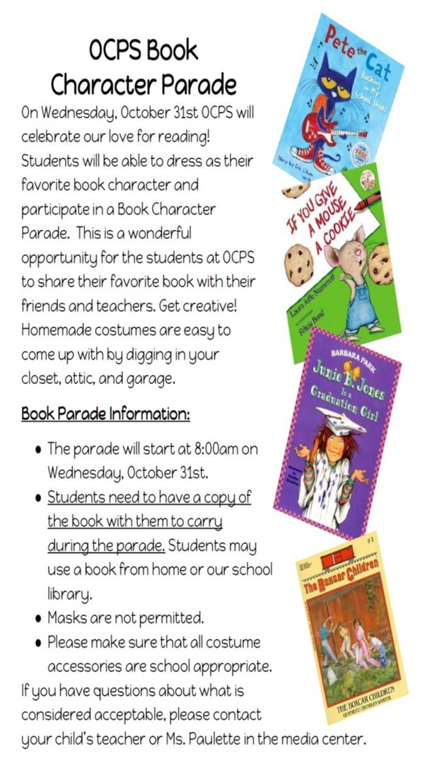 Ocps 2020-21 Calendar Oconee County Primary School | Smore Newsletters for Education