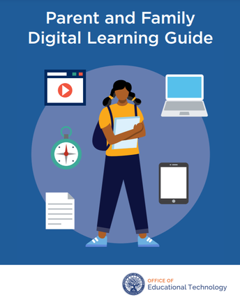 California Department of Education Parent and Family Digital Learning Guide
