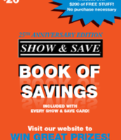 Show & Save - a WIN WIN