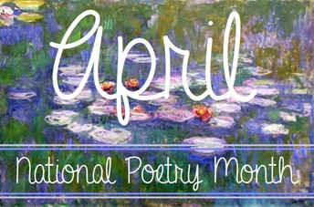 Did You Know April is National Poetry Month?