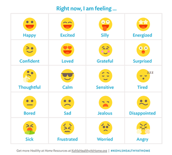 Feeling Chart