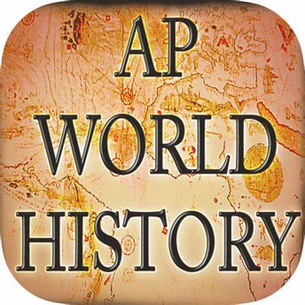 AP World History Summer Assignment