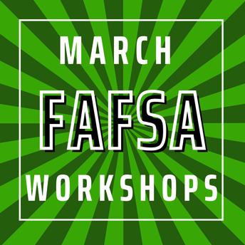 FAFSA Workshops