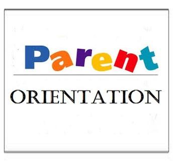 Virtual Parent/Teacher Orientation - Thursday September 3rd