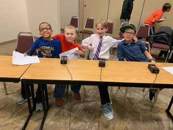 Fourth Grade Academic Challenge