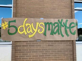 5 days!