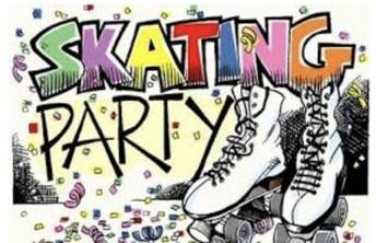 SKATING PARTY -- WEDNESDAY, NOVEMBER 18
