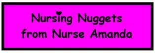 NURSING NUGGETS