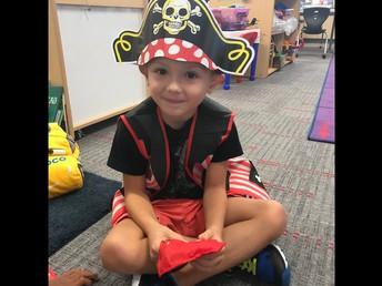 Dress Like a Pirate Day!