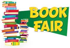 Book Fair  Preview & Sales - May 1st - May 3rd