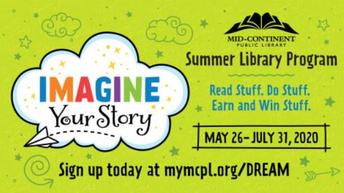 MCPL Summer Reading Challenge