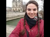 Monica Fieck (Peer Mentor Student)