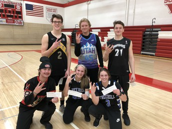 Volleyball Champs!