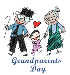 Grandparents Day - January 17
