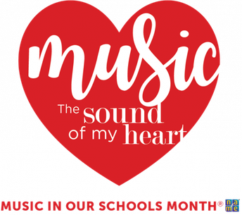 March is Music in Our Schools Month!