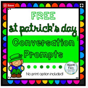 Conversation Prompts