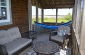 Daytime Porch