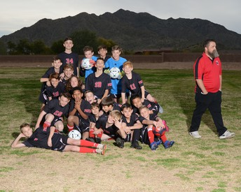 19-20 7th Grade Boys Soccer