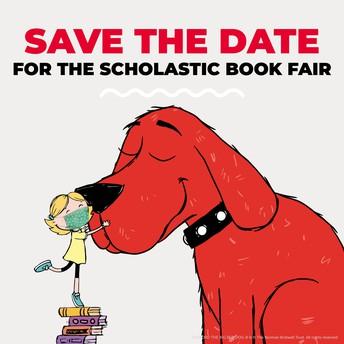 Upcoming BOOK FAIR dates:  November 9th- 22nd