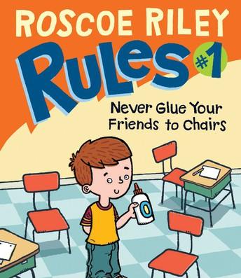 Roscoe Riley Series by Katherine Applegate