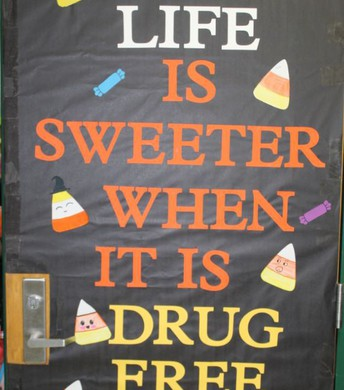 Living a Drug Free Life is Sweet