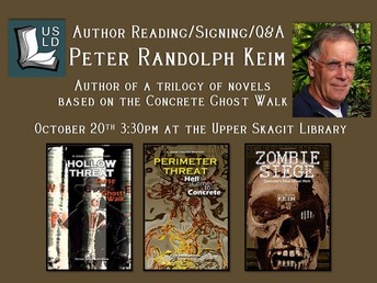 Author Visit: Peter Randolph Keim