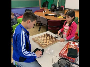 Parent Coached Chess Club
