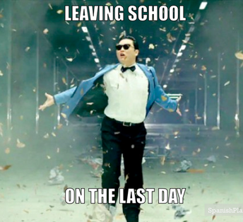 Last Days of School