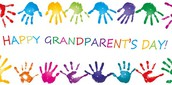 Harmony School of Excellence Goodies with Grandparents Schedule: