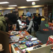Book Fair and Family Health Night