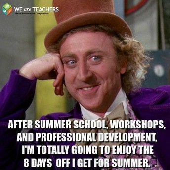 Do Teachers Really Have the Summer Off?