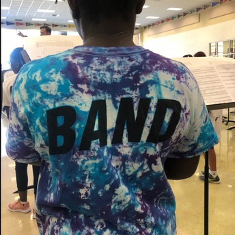 Cain Middle School Band Jump Start Camp
