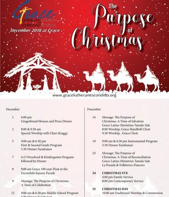 December at Grace